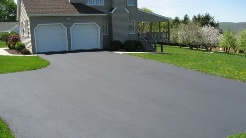 Reason To Have Your Driveways Paved