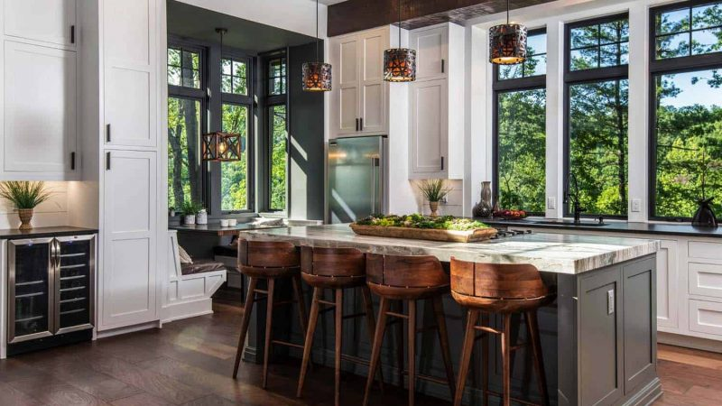 How to Design Amazing Cabinets for an aesthetic Kitchen