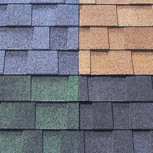 Choosing The Right Shingle Color